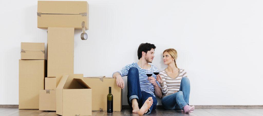 unsere erste gemeinsame wohnung warum sich das zusammenziehen lohnt. Black Bedroom Furniture Sets. Home Design Ideas
