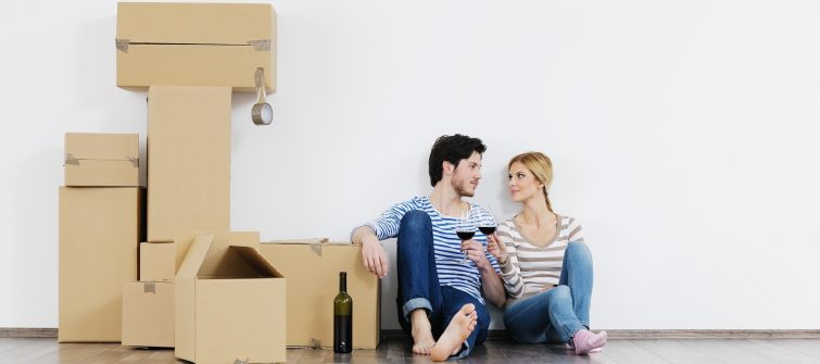 unsere erste gemeinsame Wohnung - so lohnt sich das Zusammenziehen