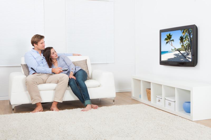 Fernsehen nach Umzug