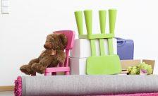 basteln mit umzugskartons 8 kreative ideen. Black Bedroom Furniture Sets. Home Design Ideas