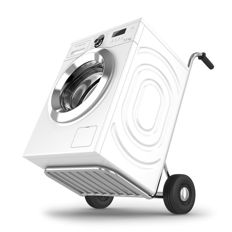 waschmaschine transportieren beim umzug – so geht's richtig ~ Waschmaschine Transportieren