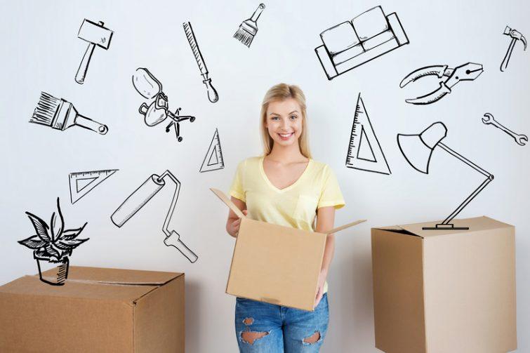 Erstausstattung Für Die Erste Eigene Wohnung Einkaufsliste