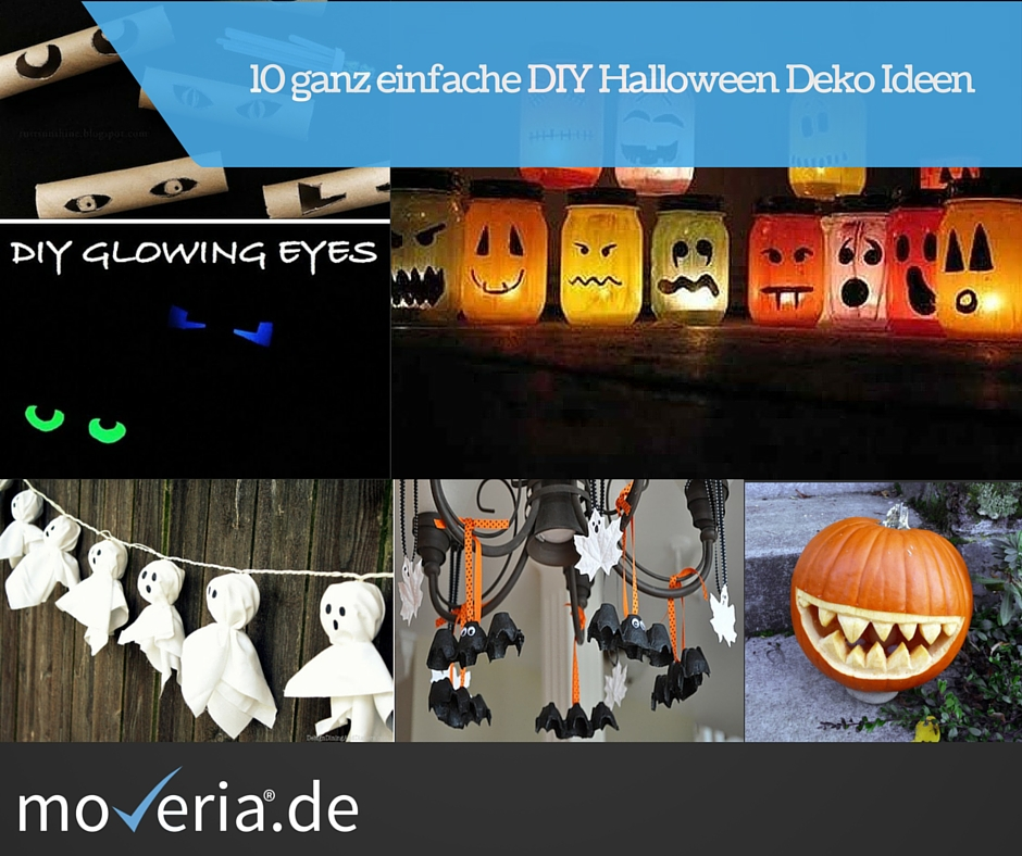 halloween deko aus klopapierrollen. Black Bedroom Furniture Sets. Home Design Ideas