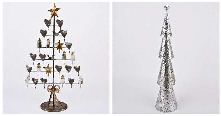 Metall weihnachtsbaum selber bauen