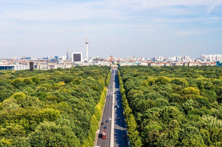 nach Berlin ziehen