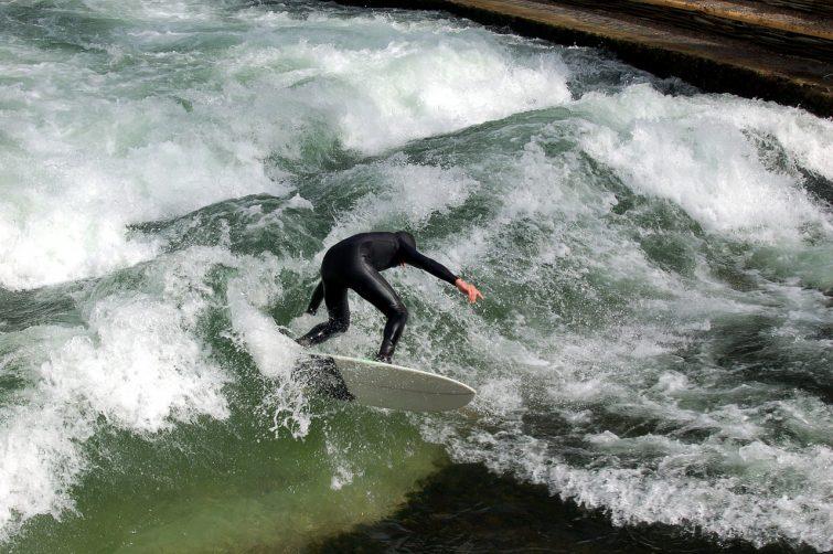 München surfen