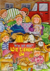 Kinderbuch zum Umzug