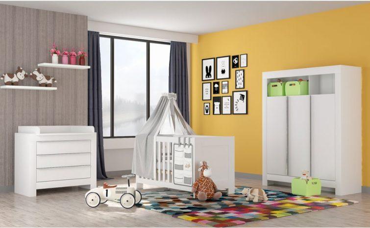 Erstausstattung Babyzimmer